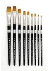 Golden Taklon Bright 2010 Brushes