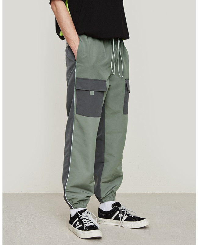 Cargo Pocket Hip Hop Streetwear Casual Style Men Pants - FanFreakz
