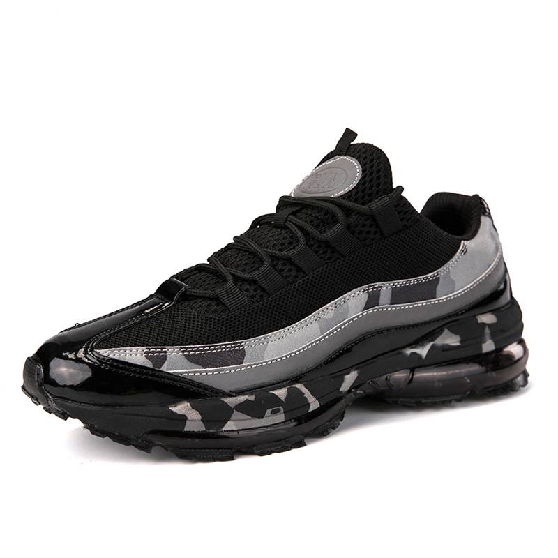 Casual Running Outdoor Athletic Breathable Air Cushioning Men Sneaker