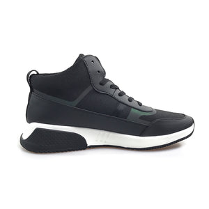 High Street Trendy Classic Genuine Leather Patchwork Men Sporty Sneaker - FanFreakz