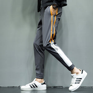 Combo Style Side Stripe Men Sweat Pants - FanFreakz