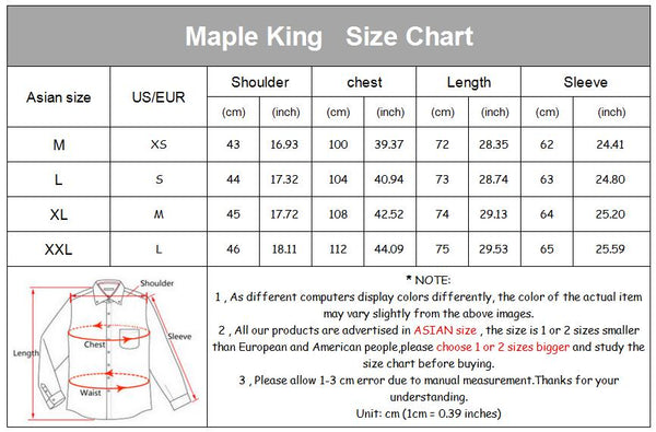 Solid Double Breasted Side Buttons Men Long Sleeve Shirt