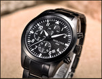 Holuns Military Style Aviator Watches - FanFreakz