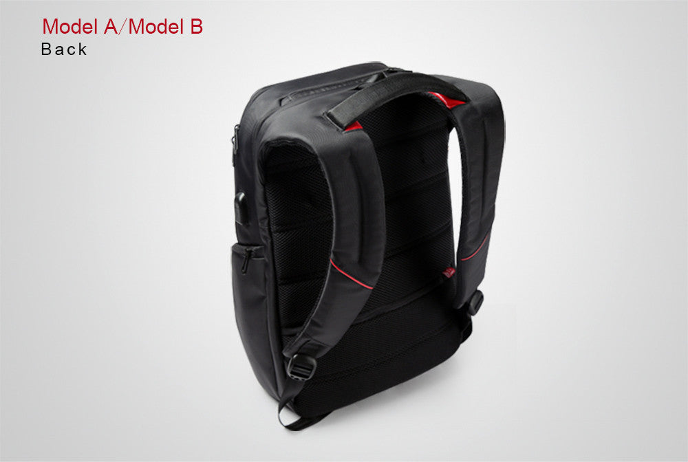 King Anti Scratch and Theft Laptop Backpack with External USB Charge - FanFreakz