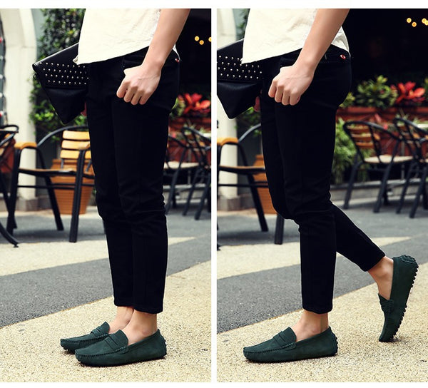 Men Casual Loafers Moccasins Driving Shoes Fanfreakz