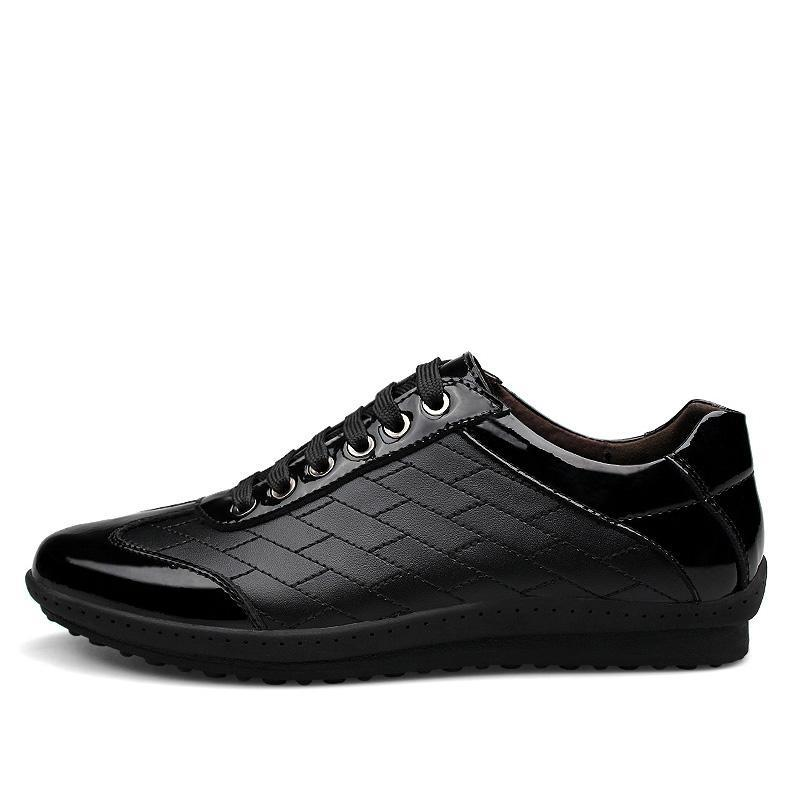 Semi Formal Elegant Business Style Men Sneaker Shoes - FanFreakz