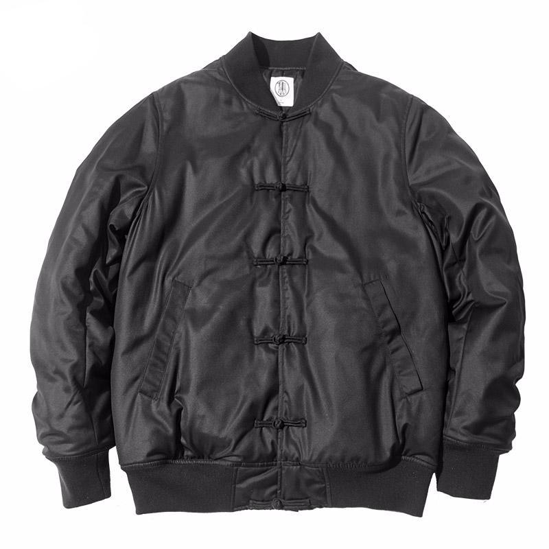 5322d0b8d Chinese Knot Button Style Men Bomber Jackets - FanFreakz