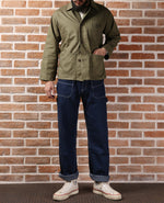 Vintage Military Navy Style Men Outerwear Jacket - FanFreakz