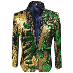 Fancy Sequined Men Blazer - FanFreakz