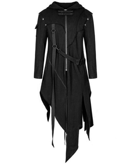 Deathly Hallows Black Coat