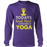 Limited Edition - Todays Good Mood Sponsored By Yoga