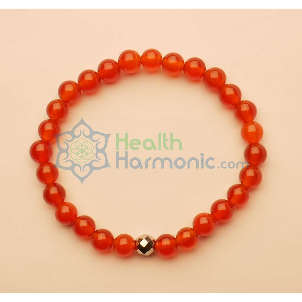 Harmonic Handset EMF Protection 7.83 Hz Mineral Collection Resonance Bracelet