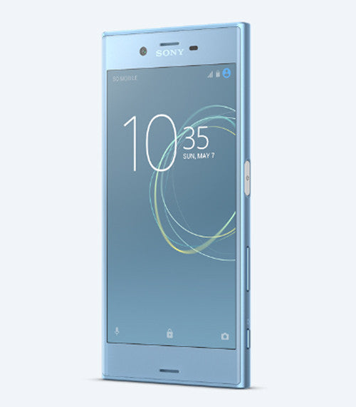 Xperia™ XZs Super slow motion. Super Wow expression.
