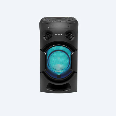 MHC-V21D High Power Party Speaker with BLUETOOTH® Technology