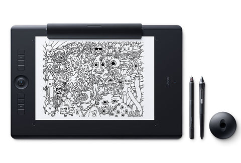 PTH-860/K1-CX: Intuos Pro Large Paper Edition - Avit Digital, Sony