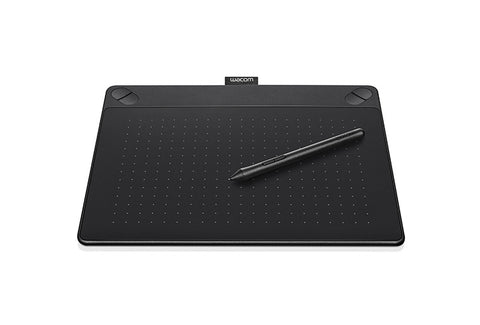 CTH-690/K3-CX: Intuos 3D Pen & Touch Medium - Black - Avit Digital