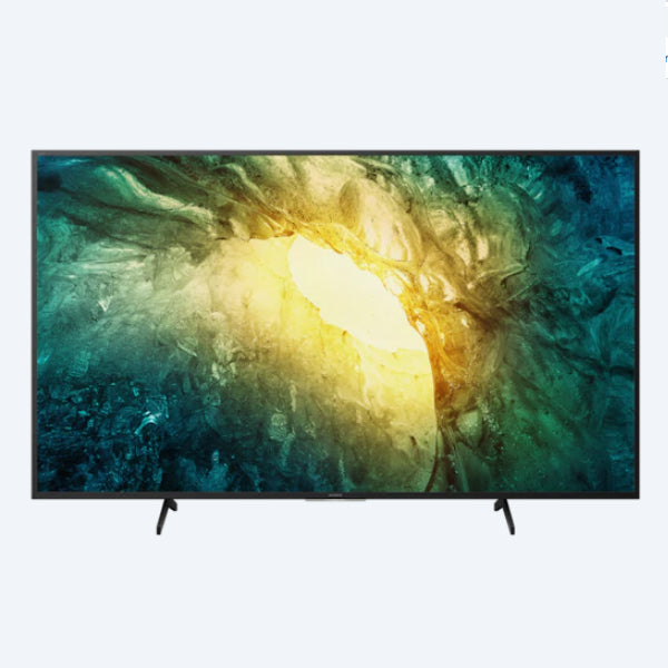 X75H | 4K Ultra HD | High Dynamic Range (HDR) | Smart TV (Android TV)
