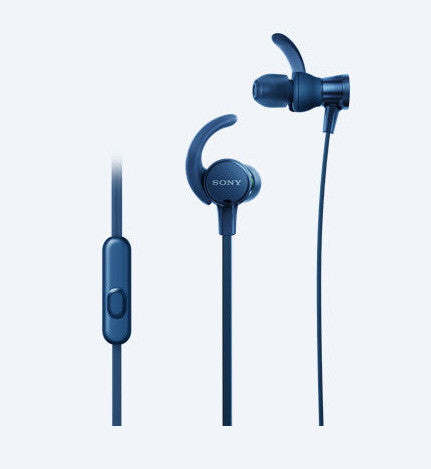 MDR-XB510AS EXTRA BASS™ Sports In-ear Headphones - Avit Digital, Sony