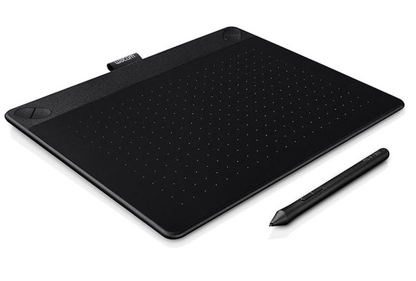 CTH-490/K2-CX: INTUOS Photo, Pen & Touch Small (Black) - Avit Digital