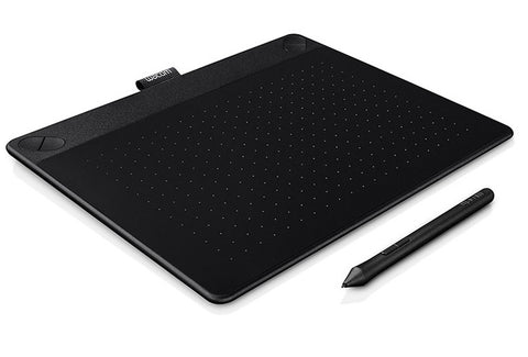 CTH-490/K2-CX: INTUOS Photo, Pen & Touch Small (Black) - Avit Digital, Sony