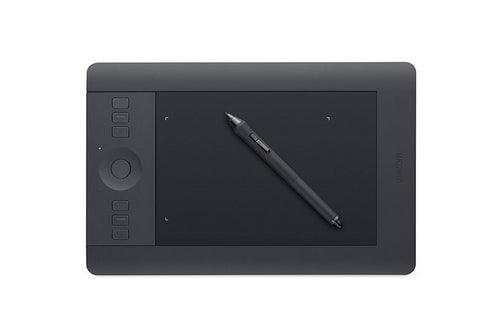PTH-451: Intuos Pro Pen & Touch Small - Avit Digital