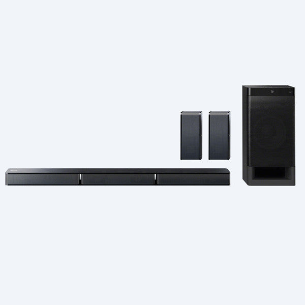 HT-RT3: 5.1ch Home Theatre System with Bluetooth®