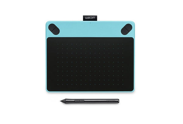CTH-490/B0-CX INTUOS Art, Pen & Touch Small (Mint Blue) - Avit Digital