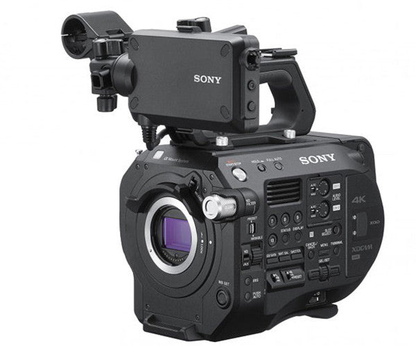 PXW-FS7M II (Body)  Ultimate  Super35 versatility - Avit Digital