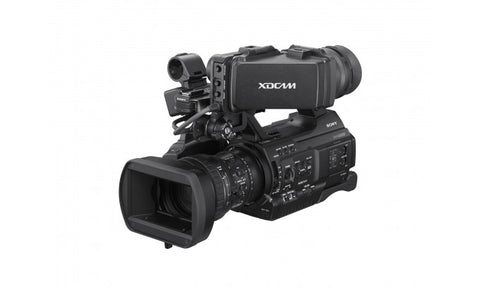 PMW-300K1:  Three 1/2-inch Exmor™CMOS sensors semi-shoulder XDCAM camcorder with interchangeable 14x zoom HD lens system recording Full HD 422 at 50 Mbps - avitdigital.com - 1