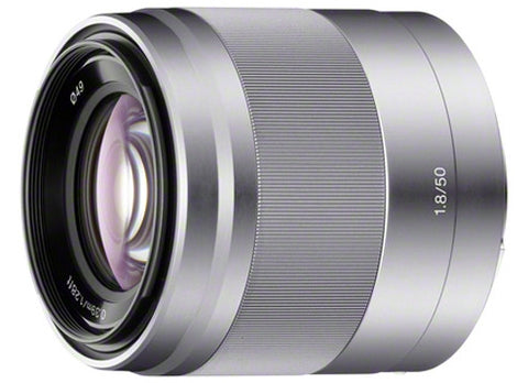 SEL50F18 50mm F/1.8 Portrait Lens - Avit Digital