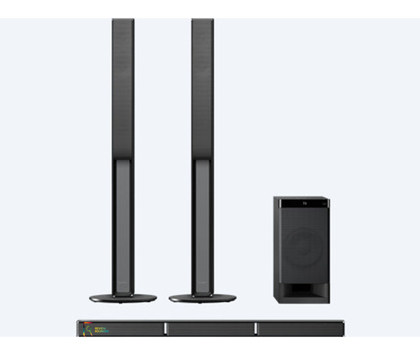 HT-RT40 Stylish 5.1ch Tall Boy Home Theater System - Avit Digital