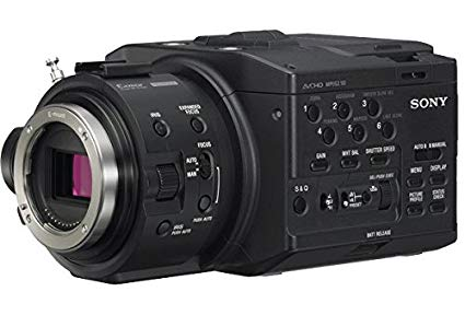 NEX-FS100PK (NEXFS100PK) Super 35mm Exmor CMOS sensor with 11x zoom E-Mount lens NXCAM AVCHD camcorder recording full HD / SD - Avit Digital, Sony