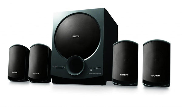 SA-D40 4.1ch  Home Theatre Satellite Speakers - Avit Digital, Sony