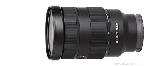 FE 24-70 mm F2.8 GM SEL2470GM - Avit Digital
