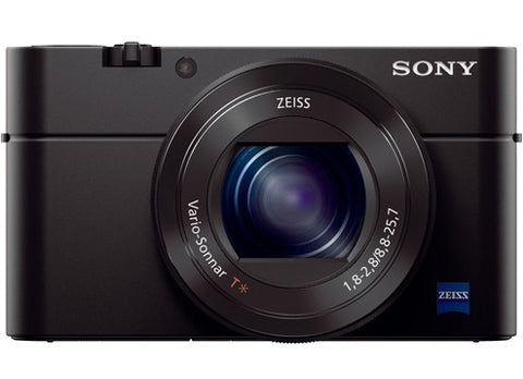 DSC-RX100M3 - 20.1 Mega Pixel Cyber-shot RX100 III with 2.9x Optical Zoom - Avit Digital, Sony