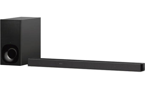 3.1ch Dolby Atmos®/ DTS:X™ Soundbar with Wi-Fi/Bluetooth® technology | HT-Z9F - Avit Digital, Sony