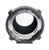 MB_PL-E-BT1: Metabones PL to Sony E-mount T Adapter (Black Matt) - Avit Digital