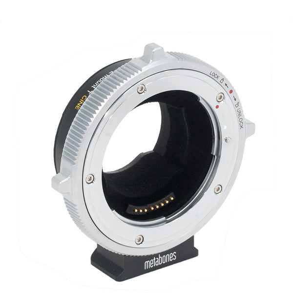 Metabone Canon EF Lens to Sony E Mount T CINE Smart Adapter - Avit Digital, Sony
