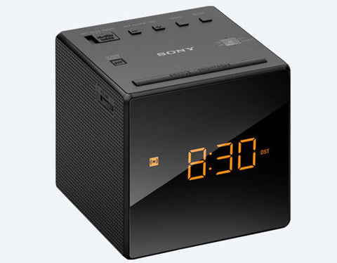 ICF-C1: Clock Radio - Avit Digital, Sony