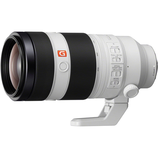 SEL100400GM Super telephoto Zoom 100-400mm G Master lens - Avit Digital, Sony
