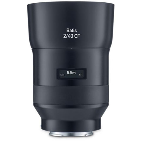 ZEISS Batis 2/40 CF The versatile lens. - Avit Digital, Sony