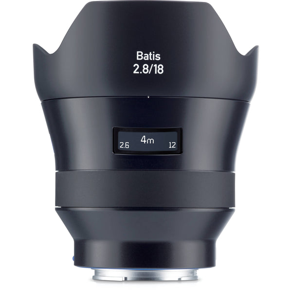 ZEISS Batis 2.8/18 The super wide-angle lens for a new era - Avit Digital, Sony