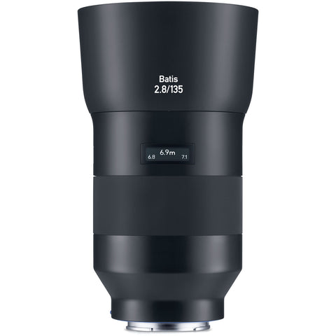 ZEISS Batis 2.8/135 The medium telephoto lens for a  new era. - Avit Digital, Sony