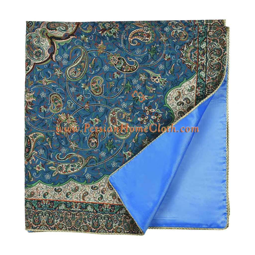Different Types Of Tablecloths For A Dramatic Effect Persian Home