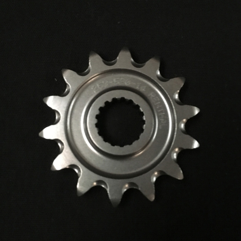 14 Tooth Drive Sprocket, CR500 88 AND UP