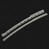 Curved Wing Rails