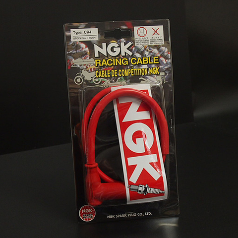 NGK Racing Wire & Boot