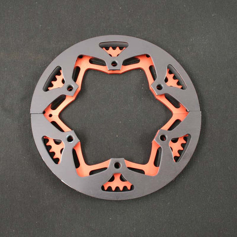 Box Stock Sprocket Guard (4-pc)