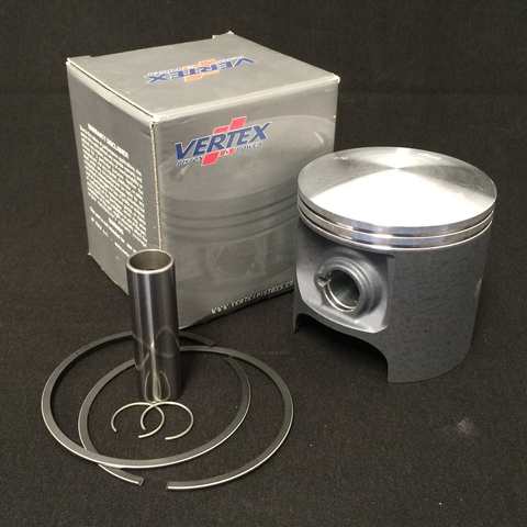 CR500 Vertex Piston
