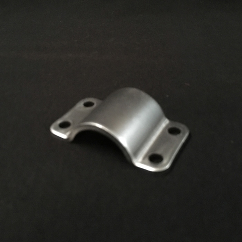 "1 1/4"" Steel Seat Clamp"